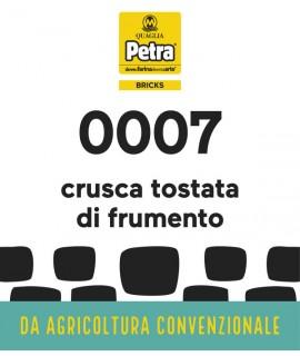 7 BRICK - CRUSCA TOSTATA DI FRUMENTO