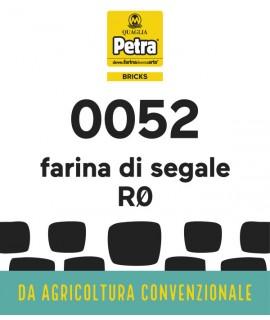 52 BRICK - FARINA BIANCA DI SEGALE (R0) DA 5 KG