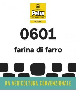 601 BRICK - FARINA BIANCA DI FARRO