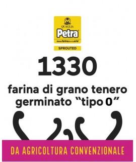 1330 BRICK - FARINA DI GRANO TENERO GERMINATO