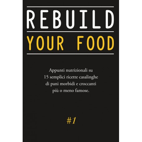 REBUILD YOUR FOOD