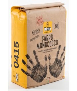 0415 - FARINA DI FARRO MONOCOCCO INTEGRALE BIOLOGICO