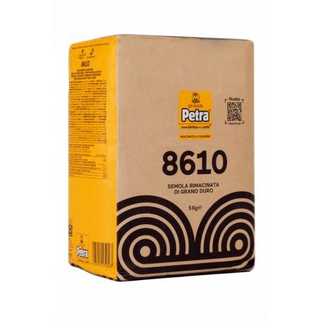Petra 8610 - Semola rimacinata di grano duro